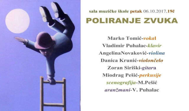 Koncert Poliranje zvuka