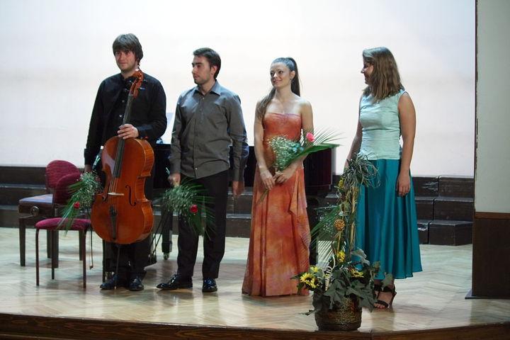 koncert čelista