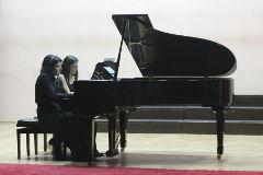 Duo klavira: Krstić - Radovanović