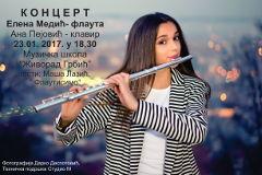 Elena Medić - flauta