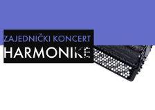 Zajednički koncert harmonike u Zemunu