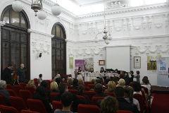 Koncert u Valjevskoj Gimnaziji - mart 2015.
