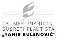 Logo 18. Susreta flautista