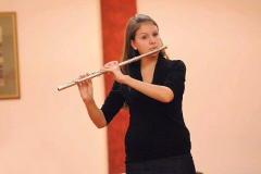 Mina Radić - flauta