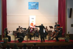 Kamerni orkestar Simfonijeta i Maja Le Ru Obradović