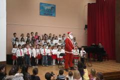 Novogodišnji koncert Muzičkog zabavišta i Pripremnog razreda